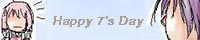 happy7'sday